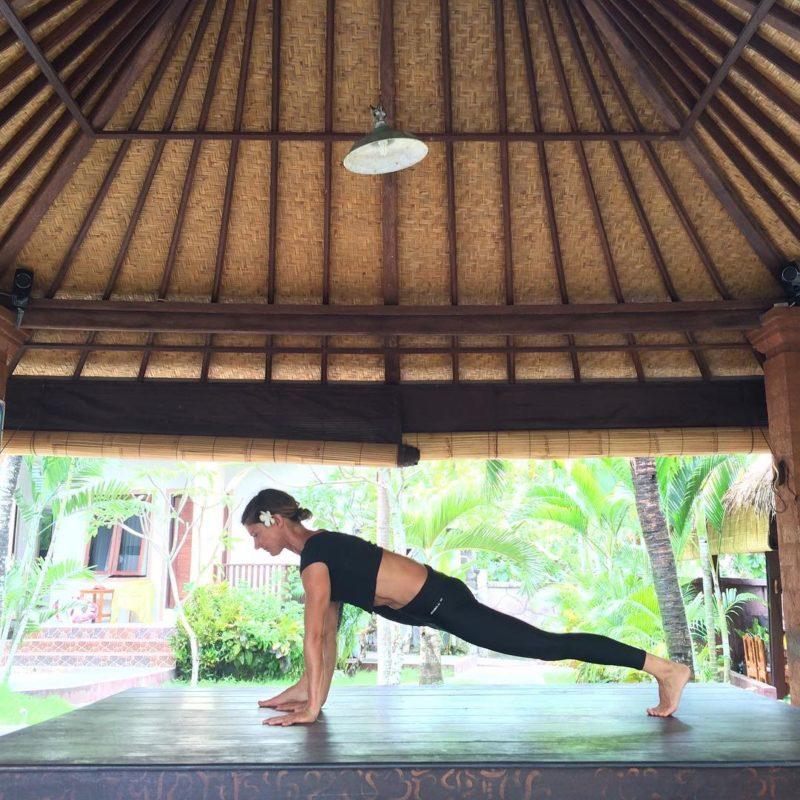 Anne Yogifit Bali Bingin Yoga