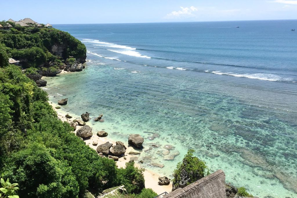 Bingin Beach - Lieu retraite Yoga Bali Vibes