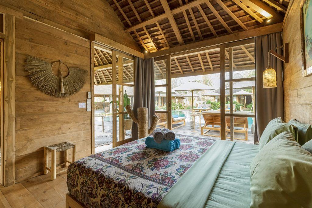 Villa Bingin Retreat - Chambre - Lieu Retraite Yoga Bali Vibes