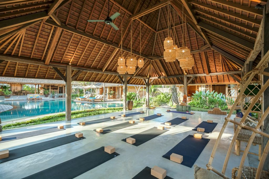 Villa Bingin Retreat - Shala Yoga - Lieu Retraite Yoga Bali Vibes