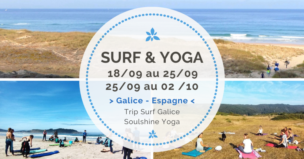 Surf Yoga Galice 2021