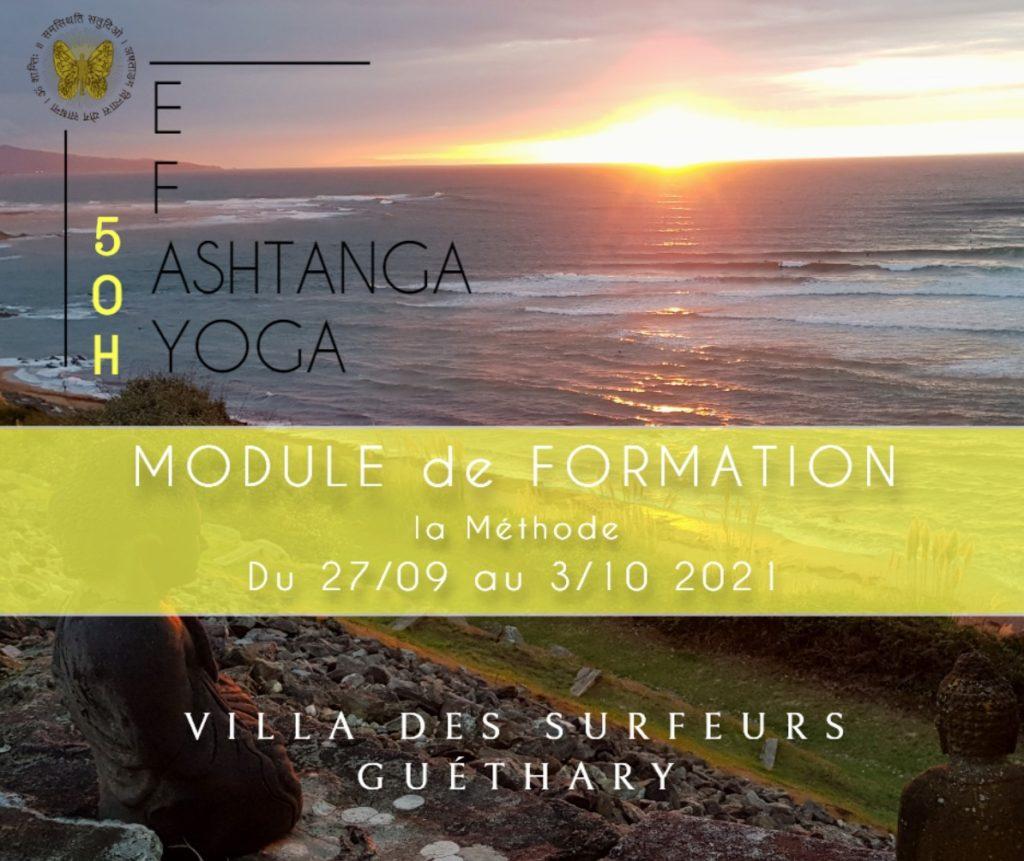 Module 50H La Méthode - Ashtanga Vinyasa Yoga