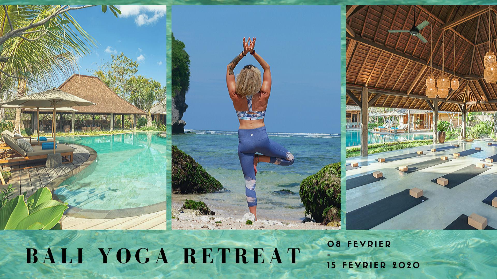 Retraite Bali Vibes Yoga Bingin